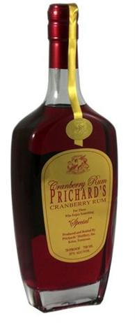 Prichard's Rum Cranberry